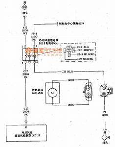 Beijing Cherokee 4 0l Engine Electronic Control System