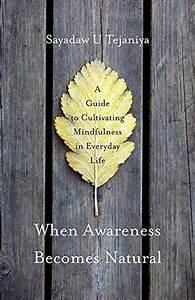 When Awareness Becomes Natural Pdf