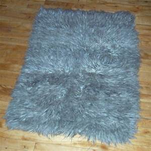 NATURAL FLOKATI RUG Rugs Sale