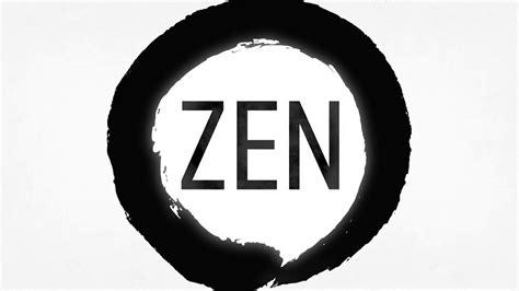 amd zen logo animation youtube
