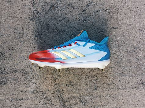 fourth  july cleats  adidas baseball
