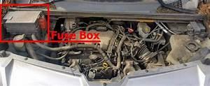 Fuse Box Diagram Pontiac Aztek  2000