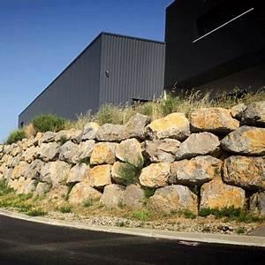 Comment Retenir La Terre Dans Une Pente : prix d 39 un mur de sout nement ~ Melissatoandfro.com Idées de Décoration