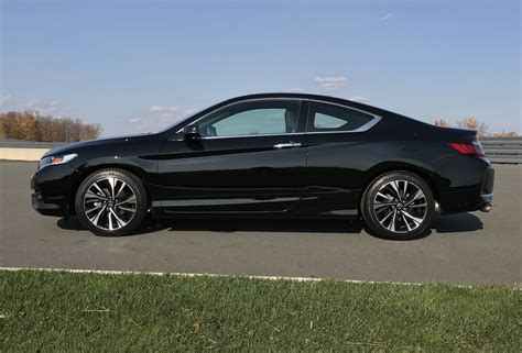 2017 Honda Accord Coupe Test Drive Review - AutoNation ...