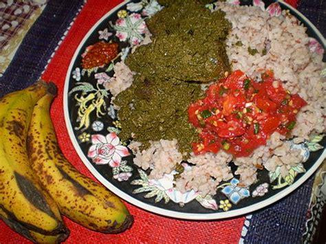 recette de cuisine malagasy henakisoa sy ravitoto le vrai plat malagasy