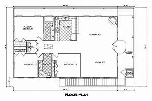 One story house plans with open concept eva 1500 for 1500 square foot single story house plans