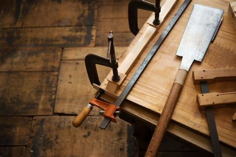 types  cabinet making tools