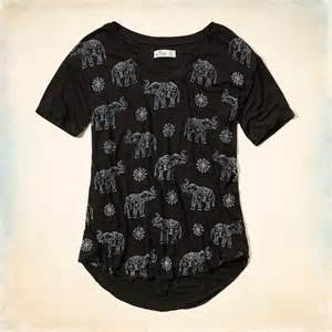 Graphic Elephant T-Shirt