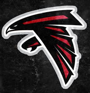 How to Draw Atlanta Falcons Logo