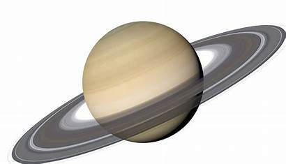 Saturn Transparent Solar System Planet Planets Background