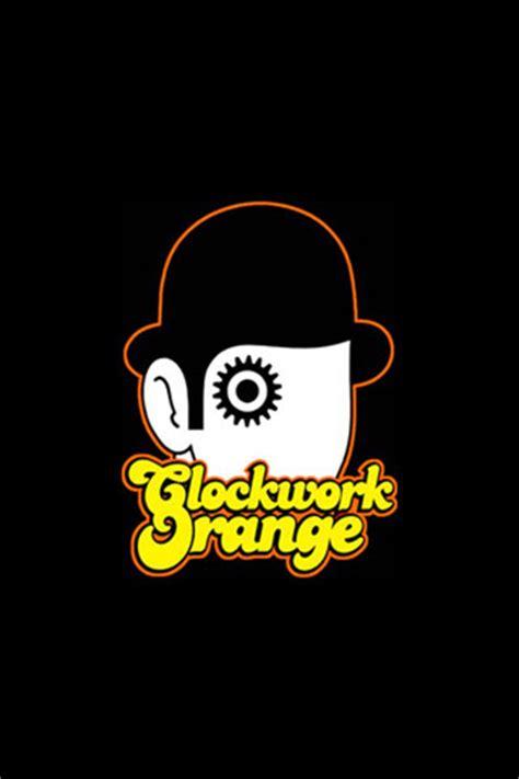 A Clockwork Orange Wallpaper Phone by Clockwork Orange Logo Iphone Wallpaper Iphone