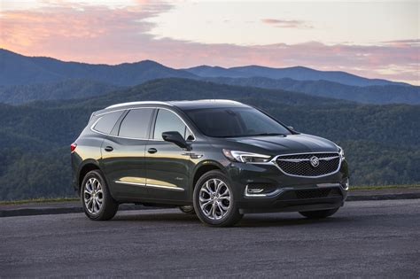 buick enclave sales numbers figures results gm authority