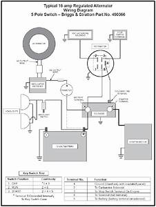 Briggs And Stratton Vanguard 14 Hp V Twin Wiring Diagram