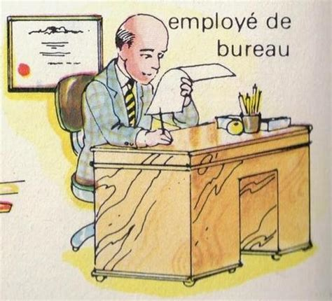 employe de bureau fiche metier 28 images business