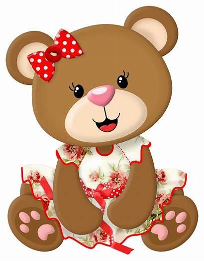 Teddy Bear Clipart Clip Bears Crown Craft