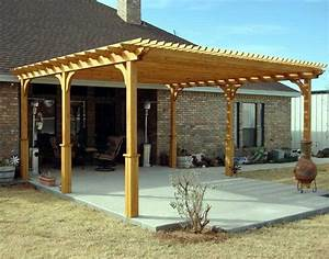 Free Standing Pergola Plans Woodwork
