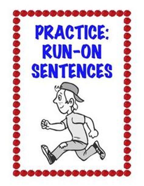 1000 ideas about run on sentences on sentence