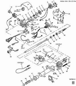 Ford E250 Steering Column Diagram