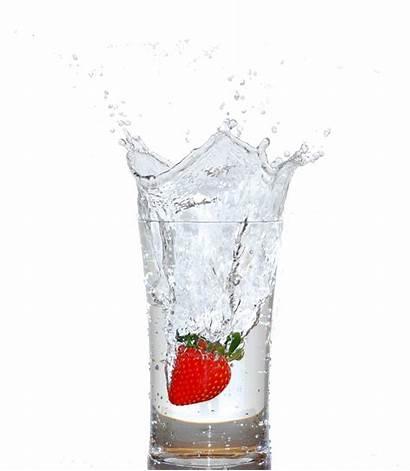 Drink Splashing Water Splash Cocktail Ice Benefits