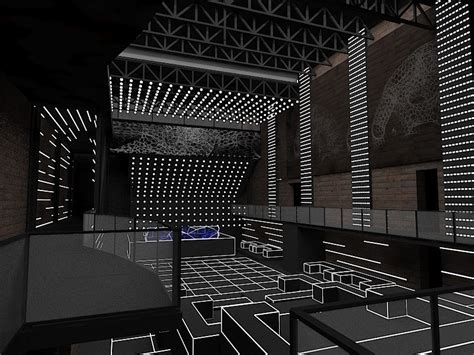 zen compound night club combined   working