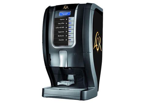 L Or Espresso Machine by L Or Espresso Tabletop Coffee Machine Platino