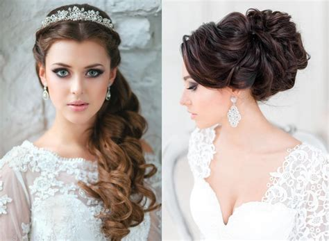 Stunning Wedding Hairstyles For Every Bride From Elstile