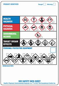 secondary container label template 28 images ghs With ghs secondary container label template