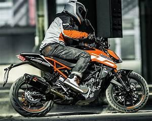 Ktm 125 Duke 2019 - Fiche Moto