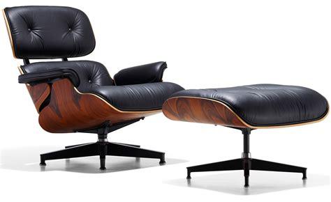 chaise design eames eames lounge chair ottoman hivemodern com