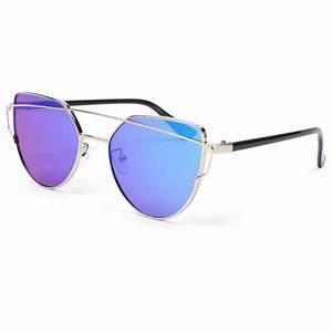 Lunette De Soleil Femme Solde : lunette soleil miroir bleu alda lunette de soleil femme livr en 48h ~ Farleysfitness.com Idées de Décoration