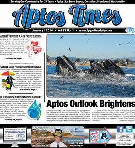 Aptos Times: January 1 2014 — Times Publishing Group