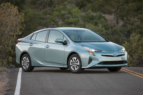 2018 Toyota Prius Hatchback Pricing  For Sale Edmunds