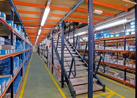 steel industrial mezzanine floors pallet racking rack