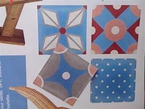 carreau de ciment petit pan x carocim projets a essayer With carreaux de ciment petit pan