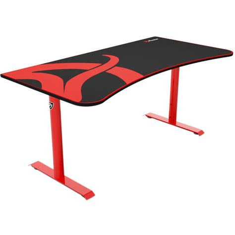 arozzi arena gaming desk arozzi arena gaming desk red arena na red b h photo video