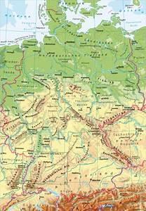 Deutschland Physische Karte : diercke weltatlas kartenansicht physische karte deutschland 978 3 14 100700 8 14 1 0 ~ Watch28wear.com Haus und Dekorationen