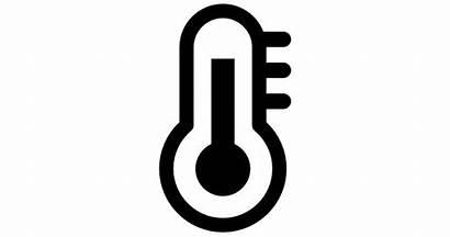 Temperature Icon Measure Icons Icono