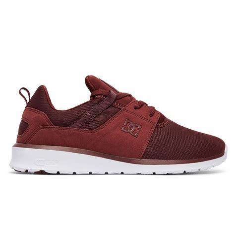 barato dc heathrow vulc zapatillas para hombres rojo uvcsfqr heathrow zapatillas para hombre 3613373100498 dc shoes