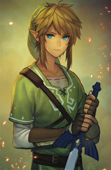 Wii U Link Image 2165498 By Ksenial On