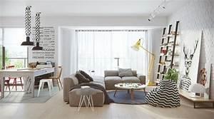 Gaming Zimmer Deko : skandinavisch wohnen inspirierende einrichtungsideen ~ Markanthonyermac.com Haus und Dekorationen