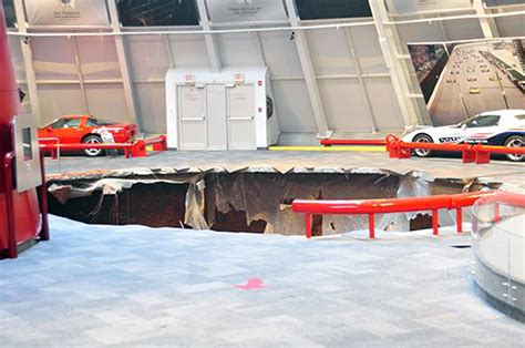 last vette pulled from national corvette museum sinkhole