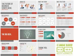 PowerPoint Templates Pitch Deck Examples