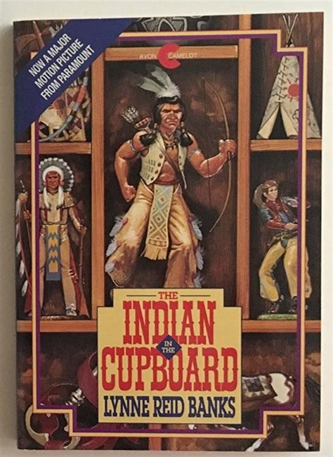 Indian And Cupboard by The Indian In The Cupboard Nostalgia
