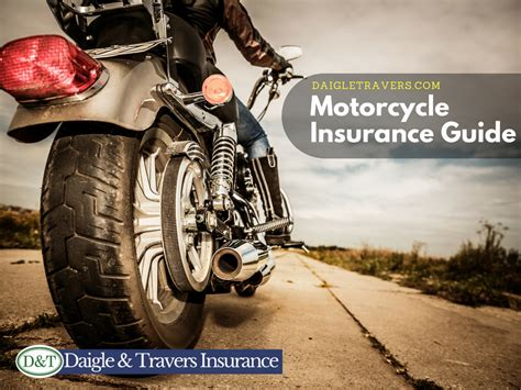 Motorcycle Insurance Guide Westport
