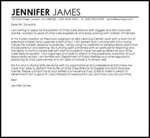 child care director description for resume child care director cover letter sle livecareer