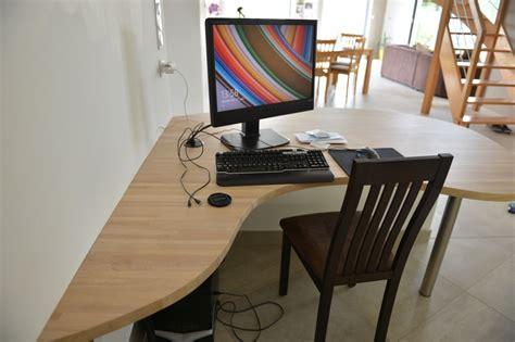 plan de travail bureau sur mesure fabriquer bureau sur mesure outils ncessaires pour