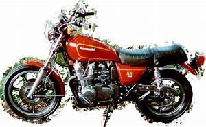 Kawasaki Kz Series 1974