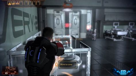 mass effect  pc gameplay  maxed  settings win