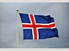 National Flag Of Iceland 123Countriescom