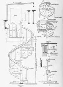 spiral staircase floor plan circular stairs